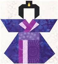 geisha patchwork - Cerca con Google