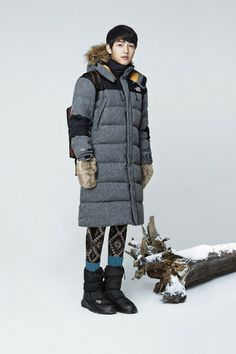 The North Face White Label Fall/Winter 2014 Lookbook