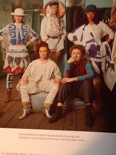 Vivienne Westwood and Malcolm McLaren, Vintage Fashion by Ottilie Godfrey pg. 114