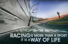 Racing is more than a sport it is a way of life Racing Baby, Sprint Car Racing, Kart Racing, Dirt Track Racing, Nascar Racing, Nascar Sprint, Nascar Quotes, Race Quotes, Tony Stewart Racing