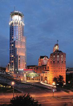 Swissotel Krasnye Holmy Moscow Rooms 233 Floors 34