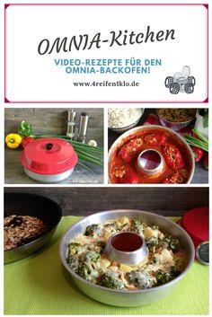 """Der größte deutsche YouTube-Channel über Omnia-Rezepte! Rezepte für den OMNIA-Backofen einfach und gut erklärt. Mit """"4 Reifen 1 Klo"""" kann jetzt jeder mit dem OMNIA-Backofen kochen und backen!"""