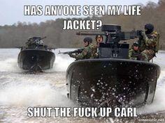 shut-the-fuck-up-carl-stfu-seen-my-lifejacket | STFU CARL