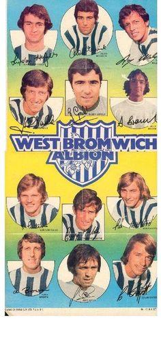 West Bromwich Albion Fc, British Football, Best Games, Album, Baseball Cards, Sports, Football Soccer, Hs Sports, Uk Football
