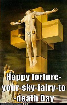 Amen-Ra to the Pagans