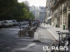 The 20 Most Bike-Friendly Cities In The World Paris, France Most Beautiful Cities, Beautiful Buildings, Bicycle Friendly Cities, Moulin Rouge Show, New Years Traditions, Historical Landmarks, Paris City, Champs Elysees, Best Cities
