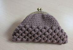 Mis obsesiones de hoy: Monederos (y van cuatro ya...) / Crochet coin purses