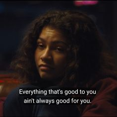 Sad Girl Quotes, Teen Quotes, Grunge Quotes, Zendaya, You Are Awesome, Drugs, Addiction, Tv Shows