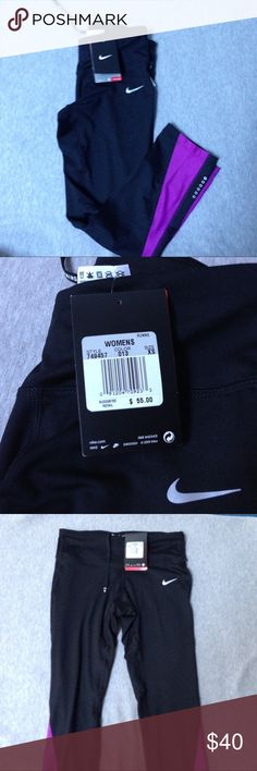 NWT NIKE RUNNING CAPRIS NWT Nike Women's DRI-FIT RUNNING CAPRIS   TAKE A LOOK AT OUR OTHER SPORTS CLOTHES LISTINGS FOR MORE STYLES AND SIZES   FREE SHIPPING!   IF ANY QUESTIONS ABOUT SIZE ASK BEFORE BUYING   RETAIL $40.00-$50.00  #nike #pants #carpis #NWT #sports #freeshipping Nike Pants Capris