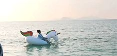 "ombretae: ""Broke International ARMYs trying to sail their asses to Korea to see BTS like: """