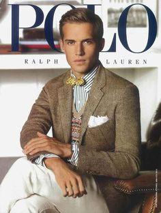 Classic RL men's wear!  love it!
