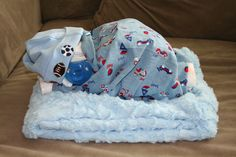 My Little Monster baby shower party Diaper Baby