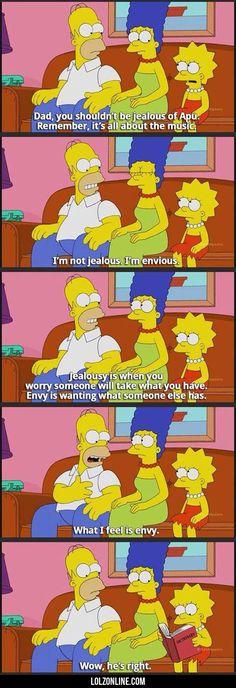 Homer Is Smart#funny #lol #lolzonline