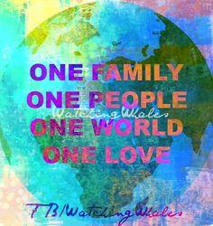 Image result for one world one god