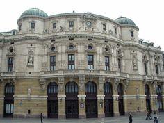 Bilbao - Teatro Arriaga 4 - Bilbao - Wikipedia, la enciclopedia libre