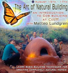 Wappingers Fl, NY Join Matteo Lundgren for this exciting oven building workshop in beautiful upstate New York. He is collaborating with Alex and Allison Grey to create a hearth space that will show off the beauty o… Click flyer for more >> Wappingers Falls, Cob Building, Natural Homes, Natural Building, Event Services, Local Events, Community Events, Buy Tickets