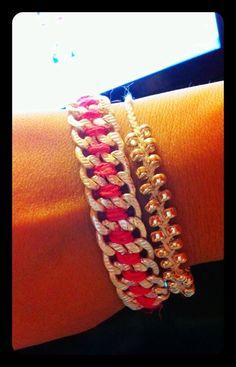 simple DIY bracelets