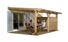 Gartenhaus Anna-44 ISO T02344
