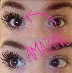 Look what Younique mascara can do for your lashes link to order: https://www.youniqueproducts.com/RobinPowers/party/1187514/view
