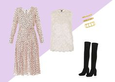 What to Wear to Any Holiday Party via @PureWow