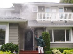 CertaPro Painters of North Seattle | Power Washing Services