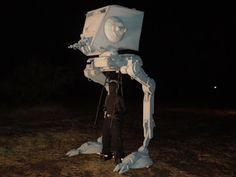 Costume ATST Walker [video] - http://www.2tout2rien.fr/costume-atst-walker-video/