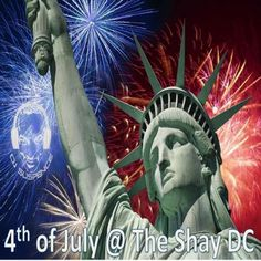 """Check out """"A 2016 RnB 4th of July Party @ The Shay DC"""" by DJ Suspence on Mixcloud"""