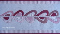 This site has very pretty projects. The link for the pattern for this heart table runner is: http://www.tygeroting.com/
