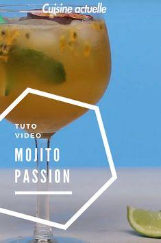 Recette mojito - cocktail - recette d'été - boisson fraîche - alcool. #cocktail #été #recette #mojito #happy #good #boisson