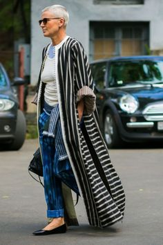 Get your street style inspiration from Tbilisi's Fall fashion week.