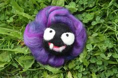 Needle Felted Pokemon by ~slanderratcrafts on deviantART