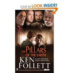 Pillars of the Earth. An epic novel