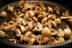Κοτόπουλο με μανιτάρια και πατάτες Recipies, Stuffed Mushrooms, Beans, Vegetables, Food, Recipes, Stuff Mushrooms, Rezepte, Food Recipes