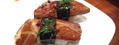 Uchi is one of 25 Top Sushi Spots in the U.S..