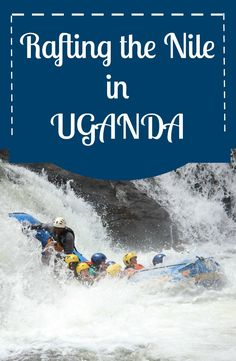 Rafting the Nile in Uganda is exhilarating, adrenalin-fuelled fun that leaves you breathless, exhausted, and feeling undeniably alive! via @guttertoglobe