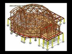 Domos Geodesicos - Construccion - DeFroisi - ArketiposChile