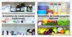 O que está na SUA geladeira?