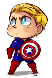 Resultado De Imagem Para Desenhos De Super Herois Kawaii