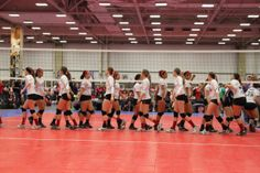 #1 a pic w/ a team from a different STATE! #EDGEvbc from Colorado with a team from another state #TEXAS at the Lonestar Classic in Dallas! #LSC2014 #usav    Our girls are all wearing red for diabetes awareness, and look like they're all on the same team! #unitedbyVB the only thing dividing us is the NET! #youcouldwin