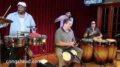 Dandy and Friends performs Son Montuno for congahead.com
