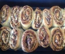 Recipe CADA Scrolls by Family Food - Recipe of category Baking - sweet