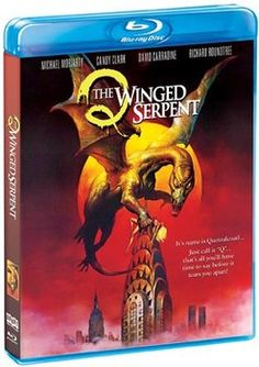 """""""Q: The Winged Serpent"""" Shout Factory Blu-Ray Review"""