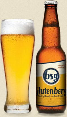 gluten-free beer from Quebec Beer Packaging, Brand Packaging, Canadian Beer, I Like Beer, Malt Beer, Gluten Free Beer, Order Wine Online, Beers Of The World, Wine And Liquor