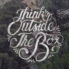 Nick Fred // Think Outside The Box