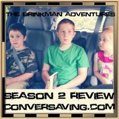 Brinkman Adventures Review on conversaving.com
