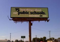 When ads fail, the whole world gets to see. Even when the billboard gets taken down, there's always the internet. Grammar Humor, Spelling And Grammar, Bad Grammar, Spelling Bee, Math Humor, Funny Grammar Mistakes, Funny Billboards, You Had One Job, South Bend