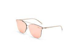 Colcci - Óculos Pink Future com lentes espelhadas