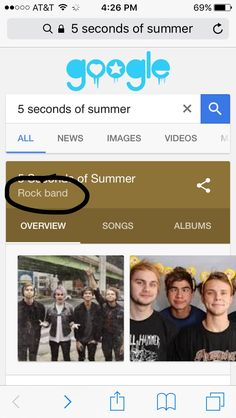 After years of saying their punk rock they got finally achieved it