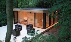 Une belle mini maison de jardin, ça vous dit pas ?