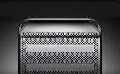 The new Mac Pro. Mac. To the power of 12.    Mac Pro. With up to 12 cores of processing power, it's the fastest Mac ever.